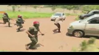 Ugandan soldiers who beat up journalists charged before a unit disciplinary court