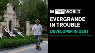 Collapse of Chinese property developer Evergrande could be 'Lehman Brothers moment' | The World