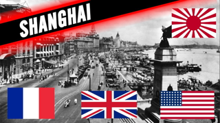 CONCESSIONS IN SHANGHAI - HISTORY OF THE SHANGHAI INTERNATIONAL SETTLEMENT