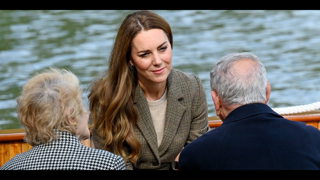 Kate Middleton Shares Poignant Chat with Holocaust Survivors: 'We Spoke Like a Couple of Friends'