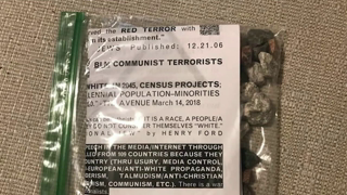 Satellite Beach residents find anti-Semitic tracts about Antifa, BLM near synagogue