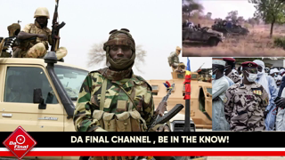 CHAD REBELS GIVE 48 HOURS TO OVER RUN CAPITAL CITY N'DJAMENA. WAR HEADS TOWARDS THE CITY IN CHAD