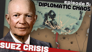 Is The War Ending? - Oil Crisis and UN Intervention | The Suez Crisis | Part 3