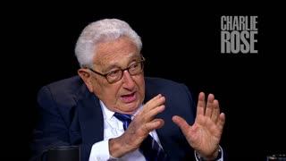 Henry Kissinger on how Xi Jinping compares to Mao Zedong (Aug 17, 2017) | Charlie Rose