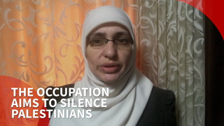 Arrested 63 times, activist says Israel is trying to tear down Palestinian society
