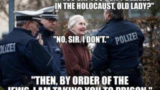 Ursula Haverbeck Talks About the HoloHOAX (English)