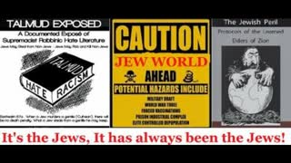 The talmud and khazarian empire EXPOSED.