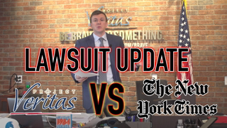 NYT Begs Court to Dismiss Veritas Defamation Lawsuit; Admits Article Inaccuracies Under Oath!