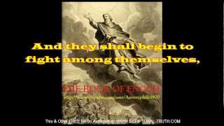 The Book of Enoch - Entire Book, R. H. Charles Version (Synchronized Text)