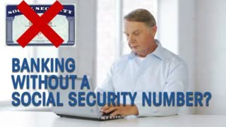 """JUDGE EXPOSES BANKS! """"No Social Security number needed to open bank accounts"""""""
