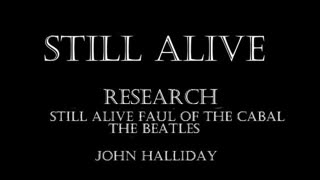 STILL ALIVE: FAUL OF THE CABAL - RESEARCH