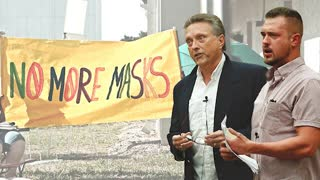 Ted & Austin Broer Speak to Polk County School Board And Say NO! to Masks and Cultural Marxism