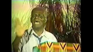 Dr. John Henrik Clarke on Exactly What are the so called (((jews)))?