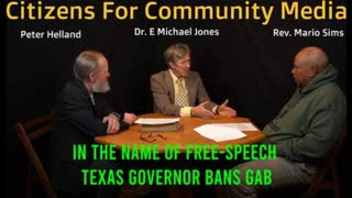 In the Name of Free Speech Texas Governor Bans Gab