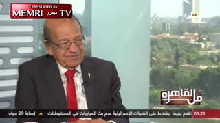 Egyptian Political Analyst: Jews Toppled Germany at Britain's Request for Balfour Declaration