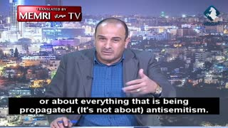 Jordanian TV Host: The Holocaust Is a Story Used by Israel to Extort the West, Get Sympathy
