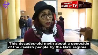 Protesters Smash Holocaust Exhibition at National Library of Tunisia: Holocaust Was a Myth and a Lie