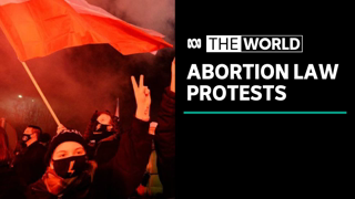Poland's new anti-abortion law sparks protests | The World