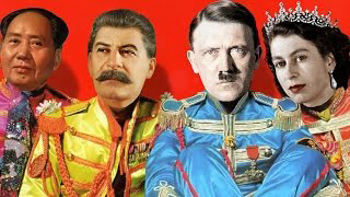 Hitler, Stalin, Mao, Rothschilds & British Royal Family Connections