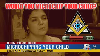 Would You Microchip Your Child?