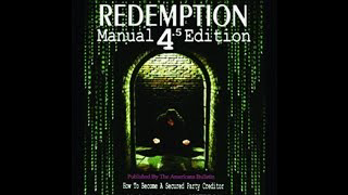 Redemption Manual 4.5