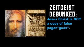 Jesus exists, and Is Not A Copy Of Pagan Gods (Mirror)