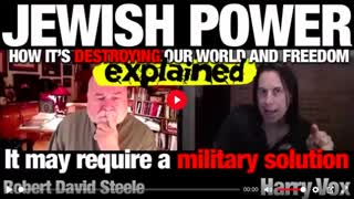 Jewish Power - Destroying Our World and Freedom
