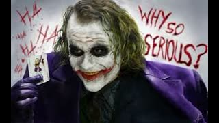 The Joker was Right!