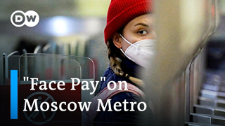Moscow Metro launches pay per face recognition | DW News