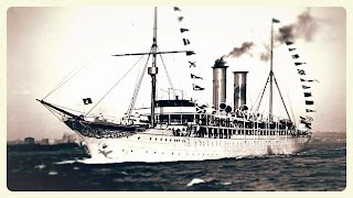 SS PRINZESSIN VICTORIA LUISE: The First Cruise Ship (1901)