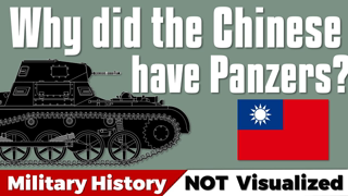 Why did the Chinese have German Panzers? - Sino-German Cooperation #panzer #china
