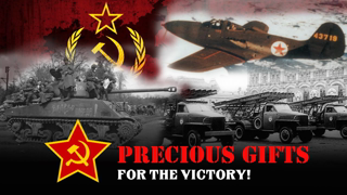 Gifts From The US And The West Aided The Soviet Union For The Victory