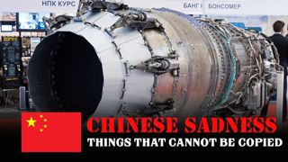 Why Is China Having Trouble Developing Aircraft Engines?