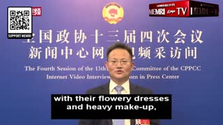 Chinese Official: We Should Be Vigilant against the Way Film, TV Shows Turn Men into 'Pseudo Girls'