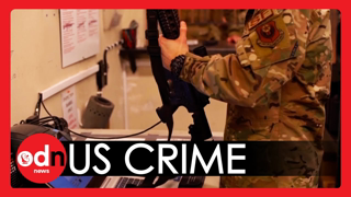 US Military Weapons Used in Crimes Across America After 1,900 Firearms Go MISSING