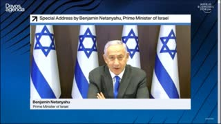 Benny Netanyahu @Davos WEF: More mutations are coming goyim! You need to be vaxed!