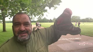 Uncle Omar exposes grooming gang and talks to Steve about Soho Square