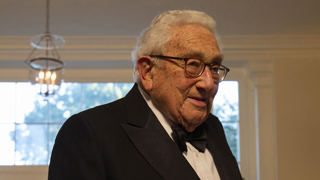 The Future of Liberal Democracies: In Conversation with Henry Kissinger (They Live Gear)