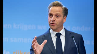 """Dutch Minister of Health: """"Mommy and Daddy will get sick if you don't follow the Corona measures"""""""