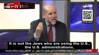 Mahmoud Al-Habbash: Herzl Wanted to Send Palestinians to Africa to Be Devoured by Wild Beasts