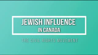 Jews were behind Canada's anti-white Immigration Policies from the Start - Disgruntled Leaf Network