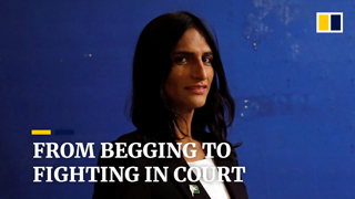 Pakistan's first transgender lawyer dreams of becoming a judge