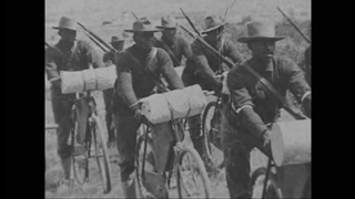 """""""The Bicycle Corps: America's Black Army On Wheels"""" (2000)"""