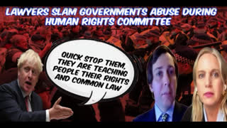 LAWYERS TELL HUMAN RIGHTS COMMITTEE THE GOVERNMENT HAS BREACHED OUR HUMAN & COMMON LAW RIGHTS.