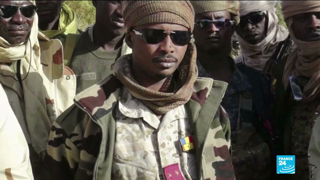 Chad's new strongman emerges from father's shadow