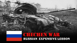 Russian Military's Expensive Lesson On The Battlefields Of Chechnya