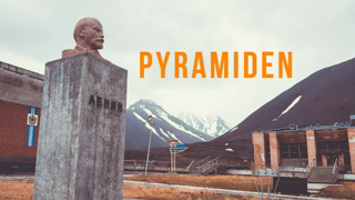 Pyramiden a Russian Ghost Town   Travel Film from Svalbard with Drone
