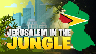 How Guyana Almost Became The Jewish Homeland (They Live Gear)