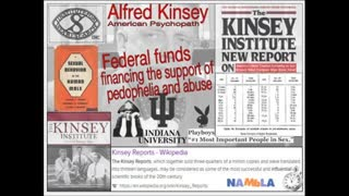 """UNSPUN 031 – """"ALFRED KINSEY AND THE PEDDLING OF PEDOPHILIA"""""""