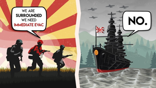 Why the Japanese Navy and Army HATED Each other